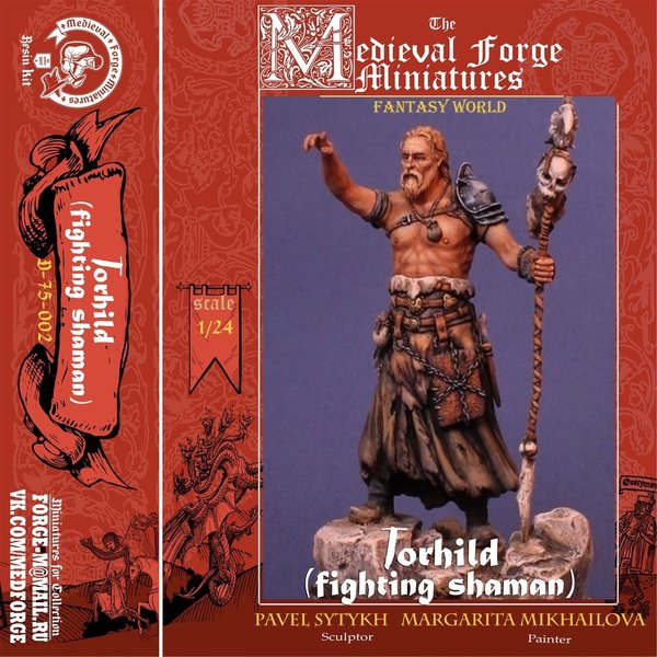 Torhild (fighting shaman)