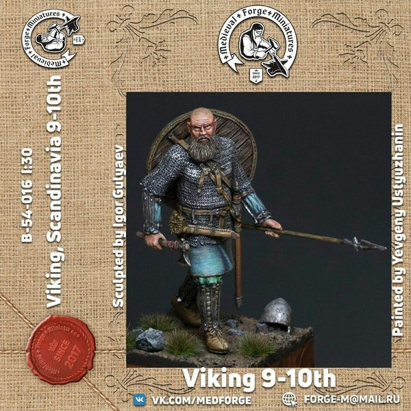 Viking, 9th-10th centuries