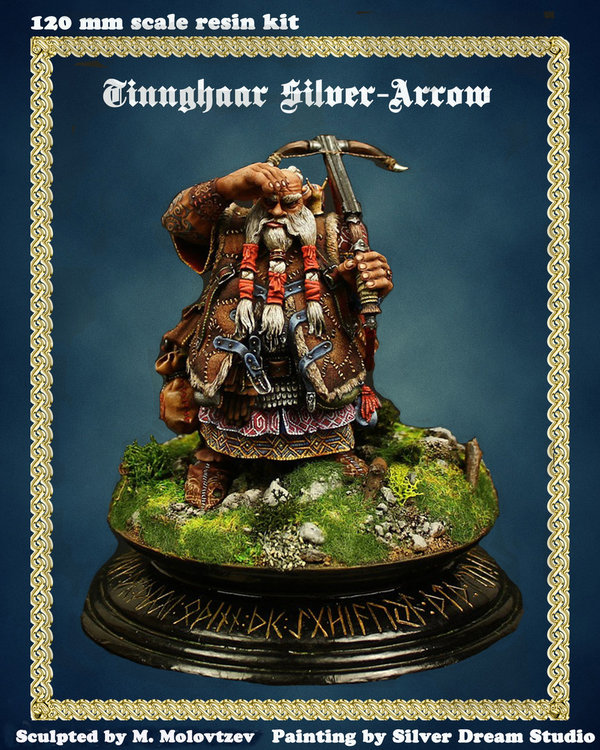 Thinnghaar Silver-Arrow (Zwerg#3)