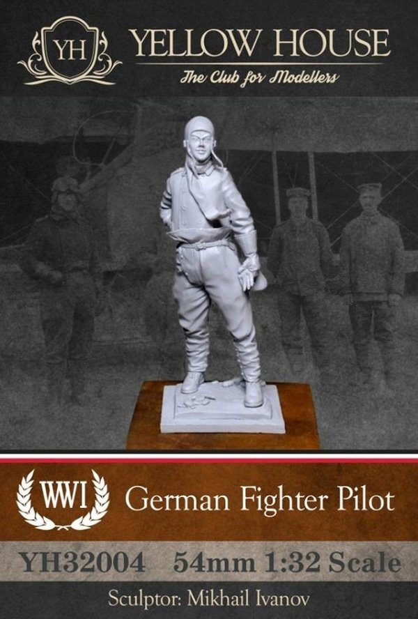 German Fighter Pilot