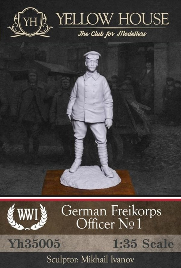 German Freikorps Officer №1