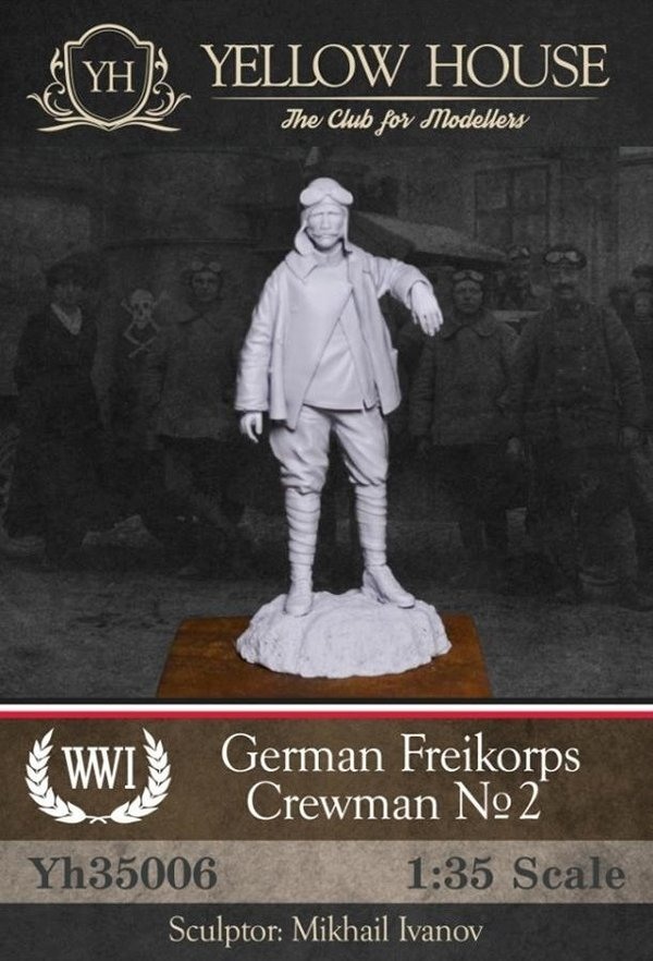 German Freikorps Crewman №2