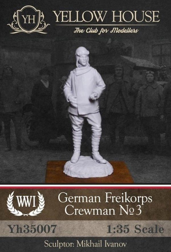 German Freikorps Crewman №3