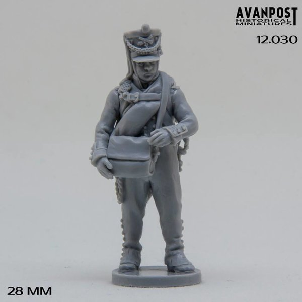 Russian Gunner with ammo bag