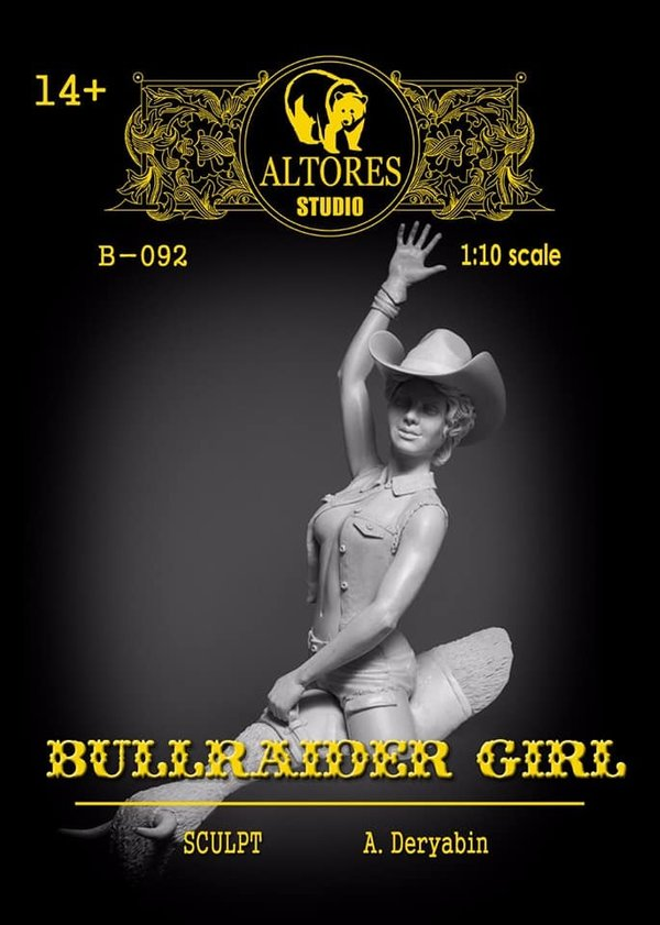 Bullenrodeo Girl