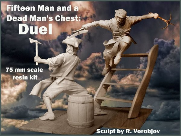 Fifteen Man and a Dead Man's Chest: Duel