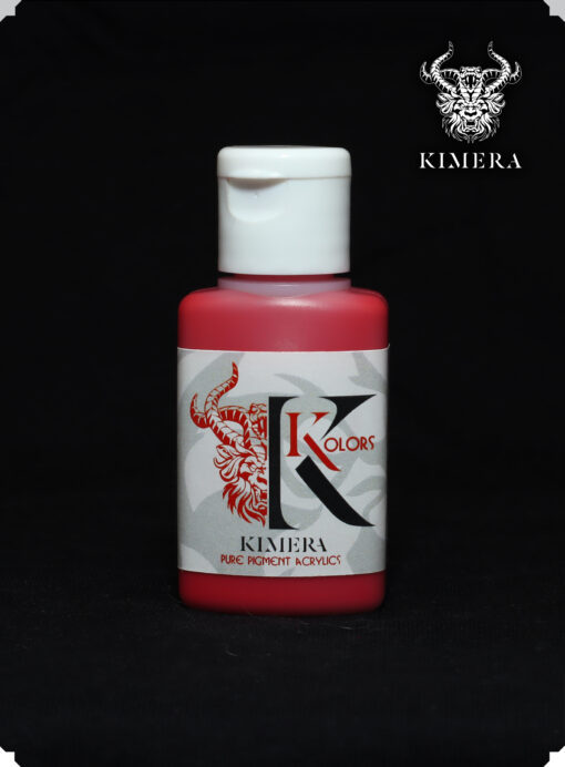 Kimera Kolors Pure Pigments -Red (30ml)