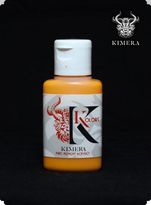 Kimera Kolors Pure Pigments -Warmgelb (30ml)