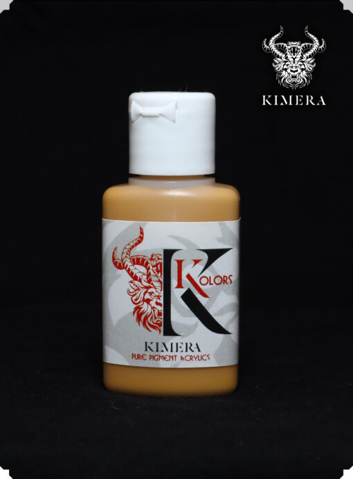 Kimera Kolors Pure Pigments -Oxidgelb (30ml)