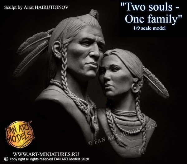 Two souls-One family